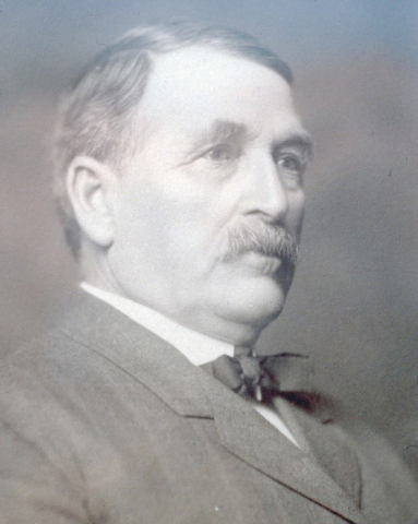 George H. Tennant founded Tennant Company in 1870, originally supplying the Minneapolis-St. Paul area with milled lumber for wood floors. (Photo: Tennant Company)