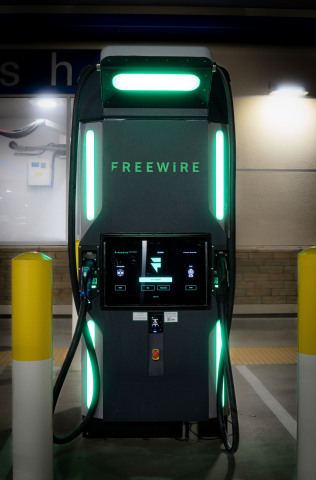 FreeWire Boost Charger (Photo: Business Wire)