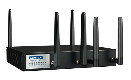 Advantech's Whitebox uCPE Solution FWA-1012VC (Photo: Business Wire)