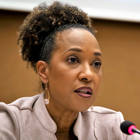 Pamela Coke-Hamilton, Executive Director, International Trade Centre