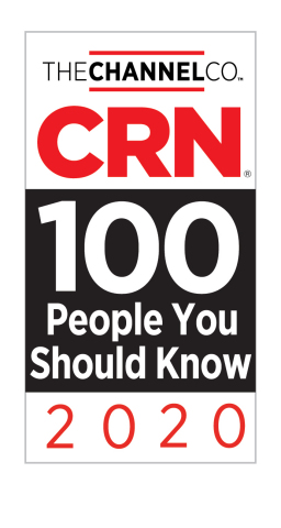 Dan Satinoff of FireEye recognized by CRN (Graphic: Business Wire)