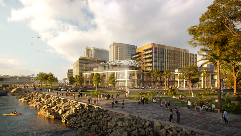 IQHQ's Research and Development District (The RaDD) will capture the innovative spirit of San Diego and exclusively offer an experience of working in life sciences with a premier, urban, mixed-use waterfront campus including laboratory, office and retail space. (Photo: Business Wire)