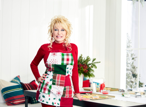 Dolly Parton Launches New Collaboration with Williams Sonoma (Photo: Williams Sonoma)
