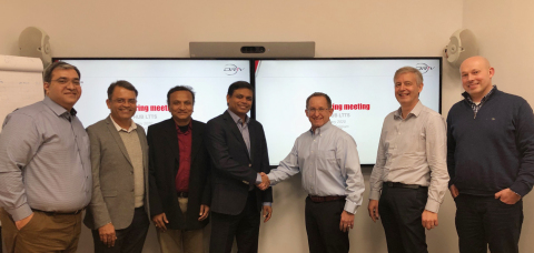 LTTS will be setting up a HUB Development Center which will focus on shared Engineering Services for DRiV. (Photo: Business Wire)