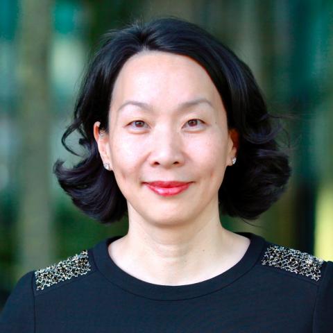 聯合國夥伴關係辦公室臨時執行總監Annemarie Hou