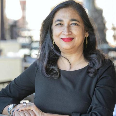 聯合國婦女署副執行總監Anita Bhatia