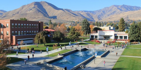 Wenatchee Valley College Campus - Wenatchee, WA (Photo: Business Wire)
