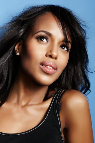 Actress and activist Kerry Washington co-chairs the Black Voices for Black Justice Fund (Photo: Business Wire)