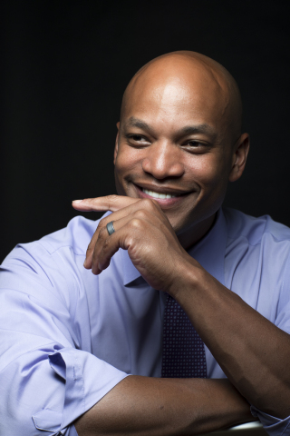 Wes Moore, bestselling author and CEO of the Robin Hood Foundation, is co-chair of the Black Voices for Black Justice Fund (Photo: Business Wire)