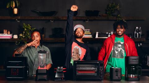 Ghetto Gastro Launches Collaboration with Williams Sonoma (Photo: Williams Sonoma)
