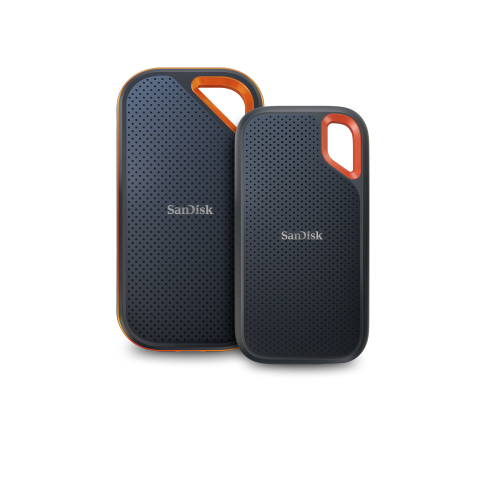 New Superfast SanDisk Extreme PRO & Extreme Portable SSDs (Photo: Business Wire)