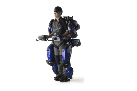 Sarcos Robotics Named a Finalist for Guardian XO Full-Body Industrial Exoskeleton in Fast Company's 2020 Innovation by Design Awards (Photo: Business Wire)