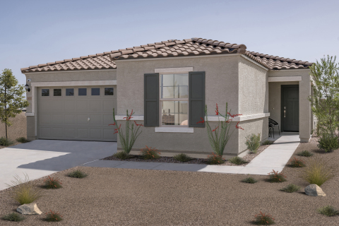 KB Home announces the grand opening of Heartland Ranch, located in a premier master-planned community in Coolidge, Arizona. (Photo: Business Wire)