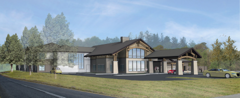 Silverado Bellevue Memory Care Community projected to open in December (Photo: Business Wire)