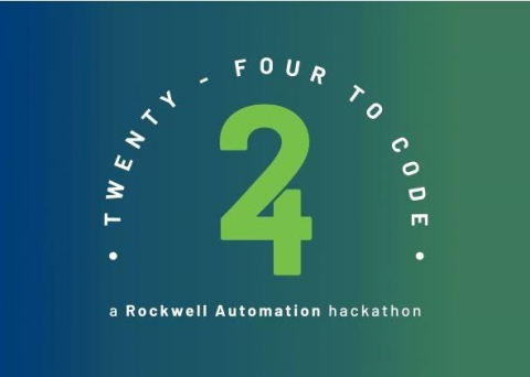 Rockwell Automation's 24ToCode Hackathon sponsored by Cisco. (Graphic: Business Wire)
