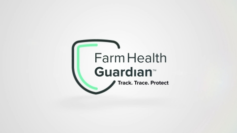 The Farm Health Guardian platform offers real-time disease mitigation for poultry and pork producers. (Graphic: Business Wire)
