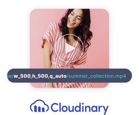 Create, manage and deliver engaging experiences with Cloudinary (Photo: Business Wire)