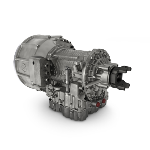 Allison Transmission and Leonardo DRS received the top 2020 Technology Innovators Award for their transmission in the TITAN ON Board Vehicle Power system. (Photo: Business Wire)