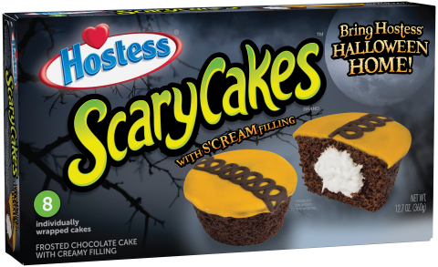 ScaryCakes™ (Photo: Business Wire)