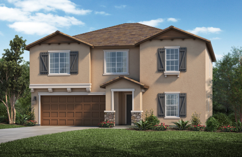 KB Home announces the grand opening of Granite Bluff, its latest new-home community in Rocklin, California. (Photo: Business Wire)