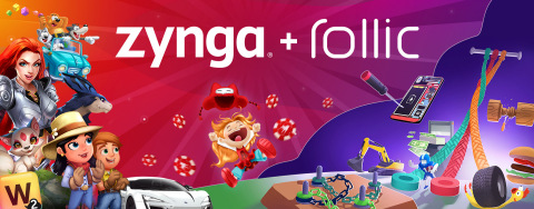Zynga Closes Acquisition of Istanbul-Based Rollic, a Leader in the Fast-Growing Hyper-Casual Games Business (Photo: Business Wire)