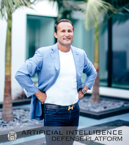Andy Khawaja and AIDP plan to unlock new human capabilities. (Photo: Business Wire)
