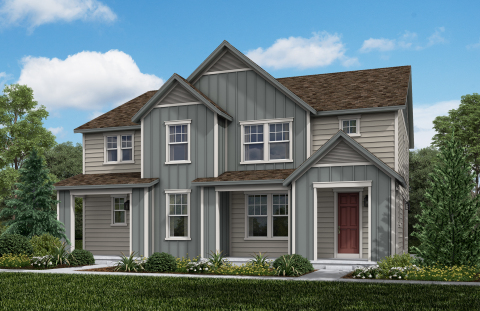 KB Home announces the grand opening of Flatiron Meadows Villas, located in a premier master-planned community in Erie, Colorado, priced from the $430,000s. (Photo: Business Wire)