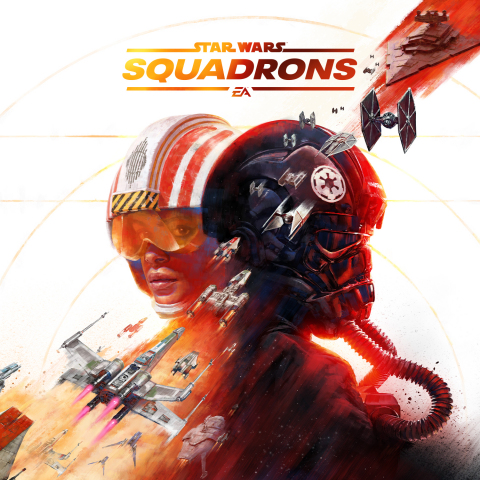 Star Wars: Squadrons Available Now (Photo: Business Wire)