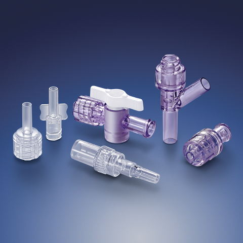 Qosina carries a wide selection of ISO 80369-7 compliant components. (Photo: Business Wire)