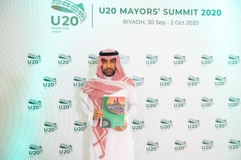 HE Fahd Al-Rasheed launches the U20 Communiqué 2020 (Photo: AETOSWire)