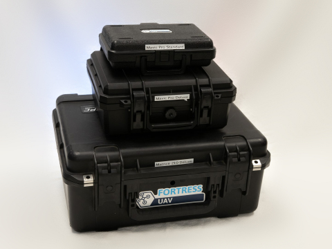 Fortress UAV Drone Field Repair Kit (Photo: Business Wire)