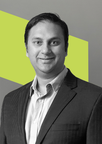 Roger Beharry Lall, Vice President of Product Marketing at Traction Guest (Photo: Business Wire)