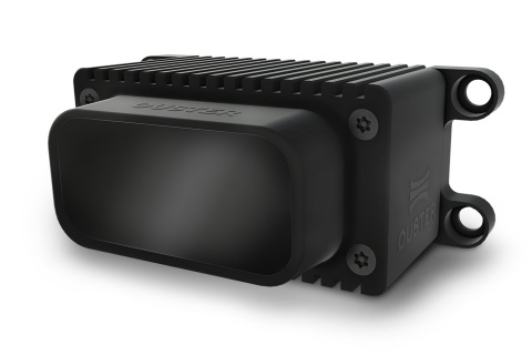Ouster's ES2 high-performance, solid-state digital lidar sensor. (Photo: Business Wire)