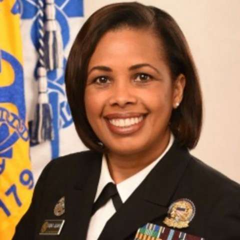 Rear Admiral Sylvia Trent-Adams (Photo: Business Wire)