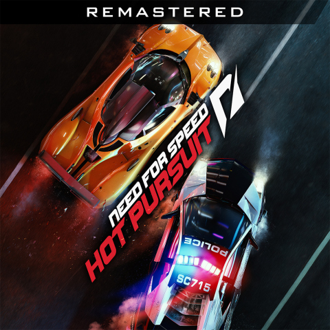 Need for Speed: Hot Pursuit Remastered (Graphic: Business Wire)