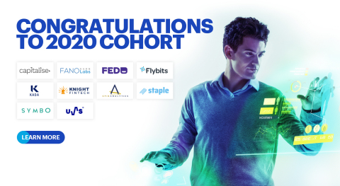 Ten leading fintech companies have been selected for the seventh annual FinTech Innovation Lab Asia-Pacific. (Graphic: Business Wire)
