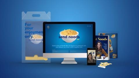 www.enjoynoods.com and influencer + press kit (Photo: Business Wire)