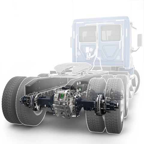 Allison Transmission launches eGen Power, its new zero emission electric axles for medium- and heavy-duty commercial trucks. (Graphic: Business Wire)