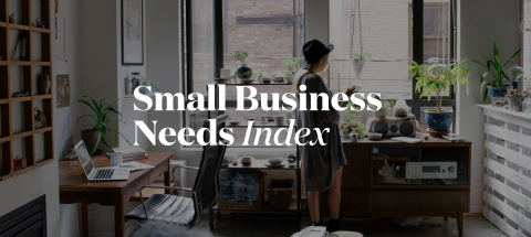 Fiverr released its second Small Business Needs Index, revealing in-demand services small businesses are searching for. (Graphic: Business Wire)