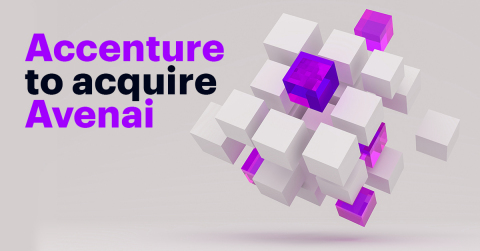 Accenture to acquire Avenai (Photo: Business Wire)