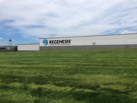 The facility spans six acres and offers 70,000 square feet of office, lab and warehousing space. (Photo: Business Wire)