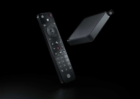 Universal Electronics Inc. to Provide Voice-Enabled Remotes for Liberty Global's New Environmentally Friendly Set-Top Box (Photo: Business Wire)