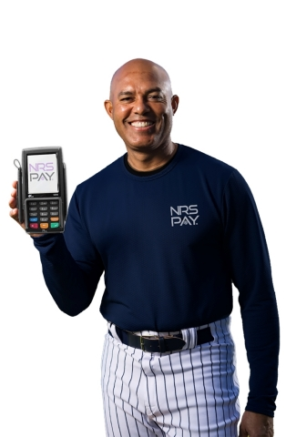 Retired Baseball Star Mariano Rivera to Serve as Spokesperson for Credit Card Processor, NRS PAY (Photo: Business Wire)