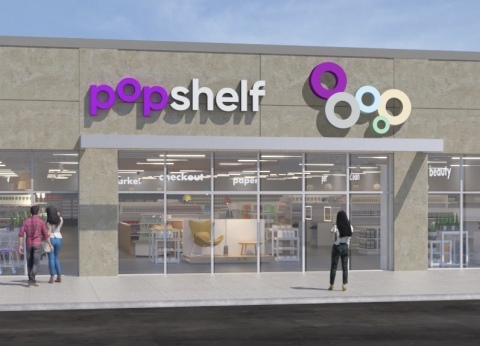Dollar General's new exciting, joyful retail concept: popshelf. (Photo: Business Wire)