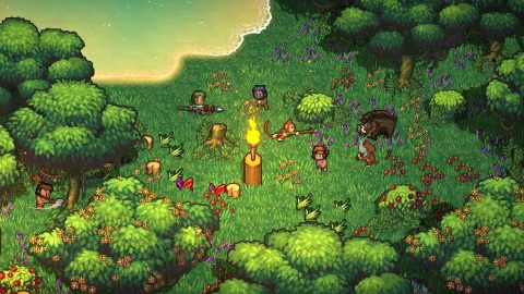 Prepare to trek into a procedurally generated wilderness, with a variety of biomes, in The Survivalists. (Graphic: Business Wire)