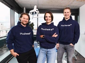 PlusDental poursuit son expansion en s'implantant en France et remporte le test consommateur en Allemagne (Photo: Business Wire)