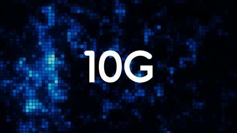 The trial also represents an important milestone on the path to deliver on the promise of the industry's 10G platform, which aims to enable 10-gigabits-per-second speeds and beyond. (Graphic: Business Wire)