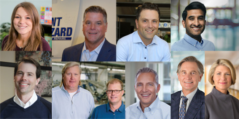 Ernst & Young LLP (EY US) is pleased to announce the winners of the Entrepreneur Of The Year® Heartland Award. (Photo: Business Wire)