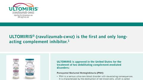 ULTOMIRIS® Fact Sheet