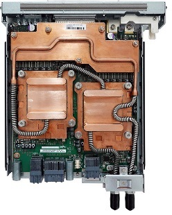 Systemboard for Fugaku (Photo: Business Wire)